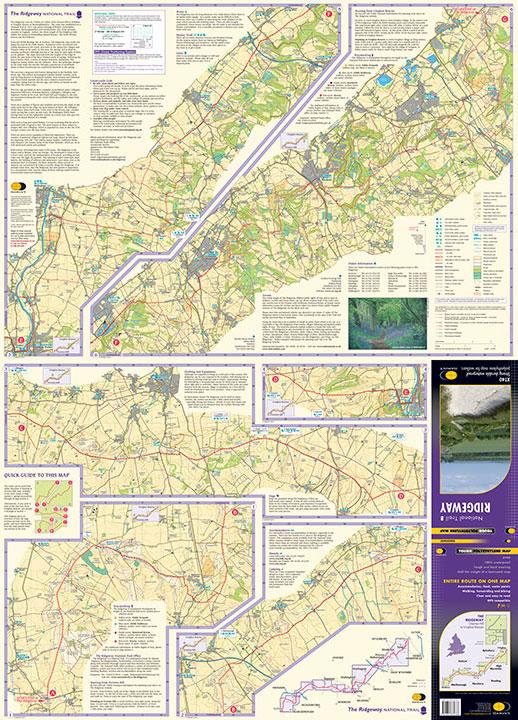Ridgeway Colorado Map.Ridgeway Map